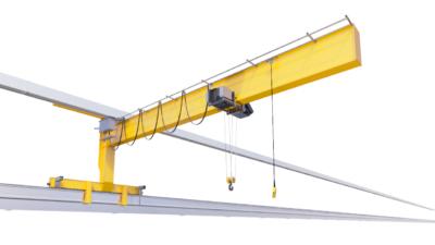 Suwnica konsolowa, źródło: Rialex Crane Systems