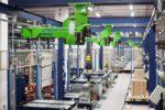 Stanowiska pracy wyposażone w manipulatory Indeva Liftronic