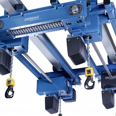Wciągnik łańcuchowy Demag LDC-Q quadro