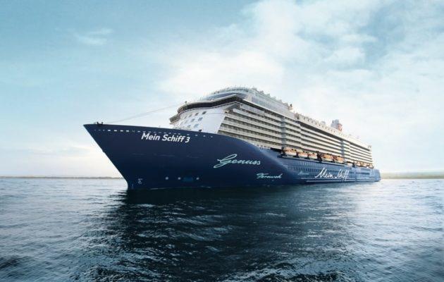 Statek wycieczkowy Mein Schiff 3