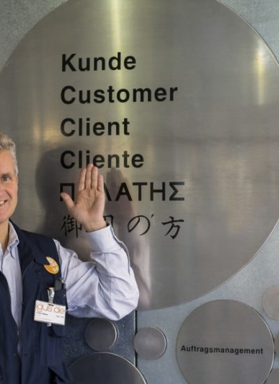 Frank Blasé, CEO CEO igus GmbH