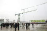 Otwarcie inteligentnej fabryki żurawi wieżowych ZOOMLION