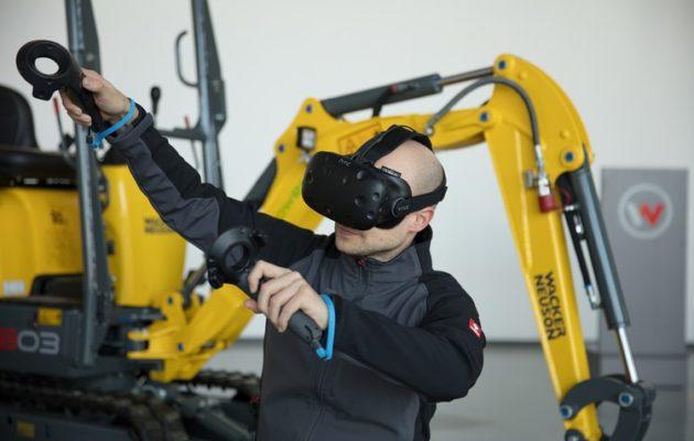 Prototypowanie VR