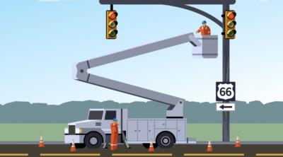 Kampania bezpieczeństwa IPAF Street Smart Safety