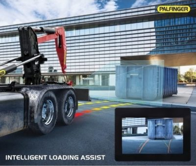 Palfinger - Intelligent Loading Assist